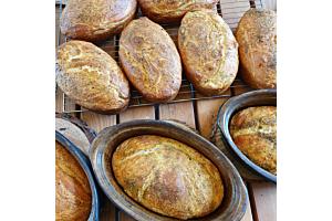 Brot im Brotbacktopf backen - nicht nur einfach, sondern ein besonderer Genuss
