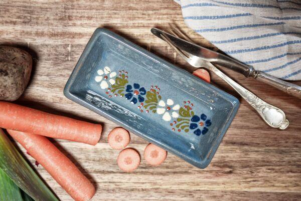 Schale für Kochlöffel BABETTE, hellblau