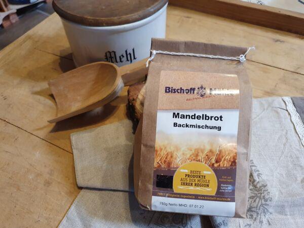 Mandelbrot, Backmischung, 750 g