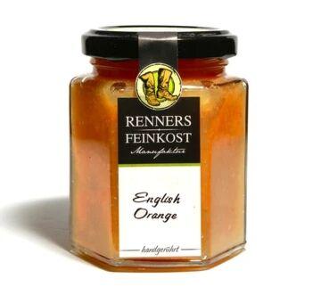 Fruchtaufstrich English Orange