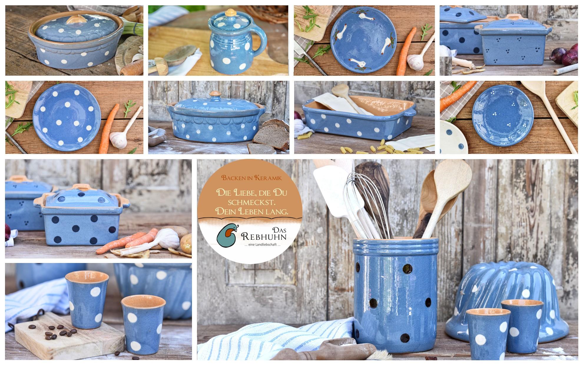Farben und Dekore unserer Keramik