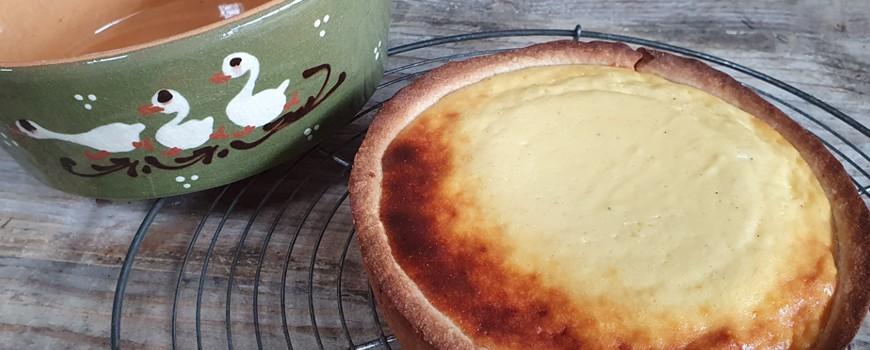 Noch ein Käsekuchen - in der Miniform gebacken