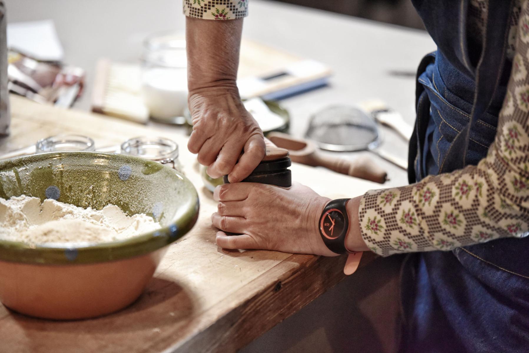 Zubereitung Koriander mahlen